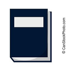 Closed book Vector Clipart Royalty Free. 3,083 Closed book ...