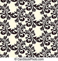 Classic style Acanthus pattern - Classic style Acanthus...