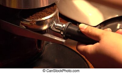 coffee - Brewing coffee process