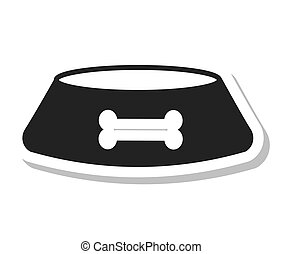Dog dish Clipart and Stock Illustrations. 2,273 Dog dish vector ...