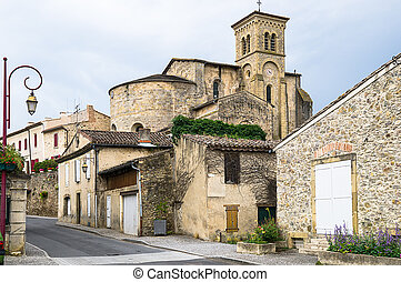 Saint-Hilaire in France