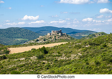 Aguilar - Chateau d'Aguilar in France