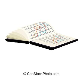 spreadsheet notebook book - spreadsheet book notebook...