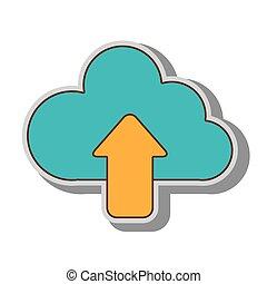 upload cloud hosting - upload cloud files host files system...