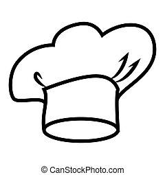 chef hat kitchen