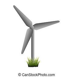 eco fan wind eolic - eolic fan wind electricity ecology...