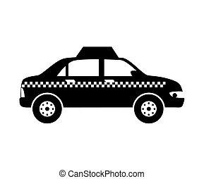 taxi cab car - taxi cab service car vehicle drive street...