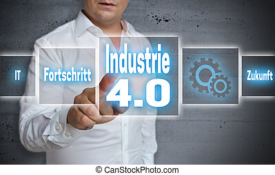 industrie 40 in german industry, progress, future...