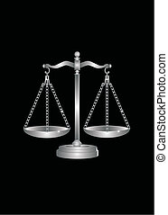 Justice scales - Scales of Justice, are they now truly...