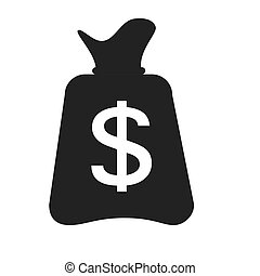 money sack bag