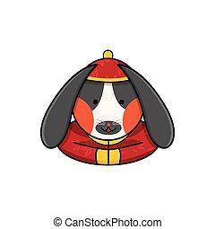 Rabbit Chinese Happy New Year