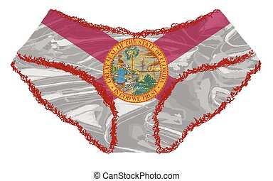 Florida Flag Knickers
