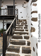 Betancuria village on Fuerteventura, Canary Islands, Spain