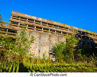 St Peter Seminary HDR - High dynamic range HDR Ruins of St...