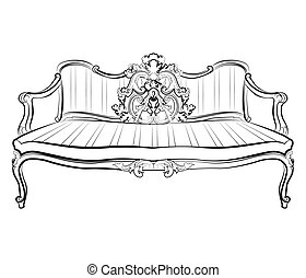 Imperial Royal Sofa