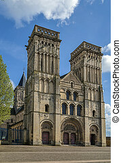 Abbey of Sainte-Trinite, Caen, France - The Abbey of...