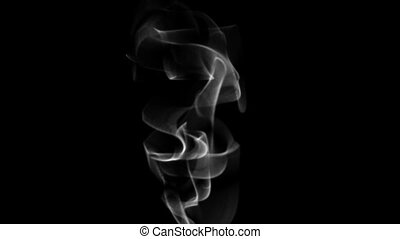 Cigarette Smoke abstract