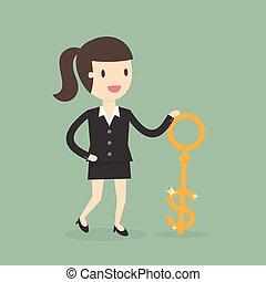 Money Key.