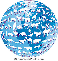 endangered animals global