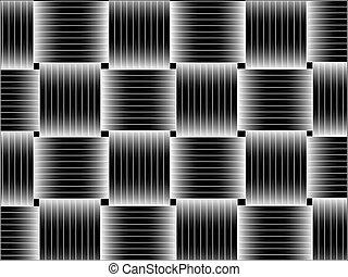 Tileable Carbon Fiber Pattern