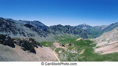 4K Aerial, Parco Naturale Del Gran Bosco Di Salbertrand,...