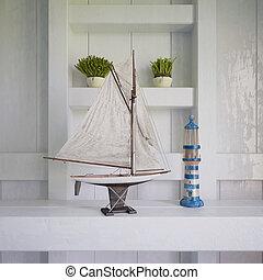 3d - maritime decoration - shot 02