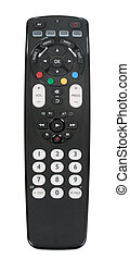 Infrared universal remote control - Single infrared...