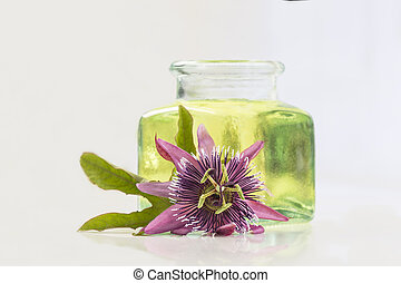 Passion flower aromatherapy essential oil - Passion flower...