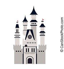 large castle icon