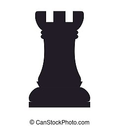 chess piece rook - chess piece game win rook chessboard...