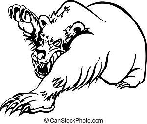 Angry Bear