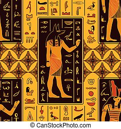 egyptian gods