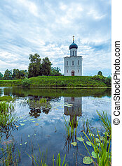 Church of the Intercession on the Nerl 1165, Russia