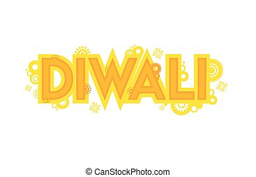 vector card design for Diwali festival , Indian holiday...