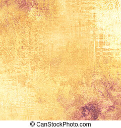 Soft yellow vintage background
