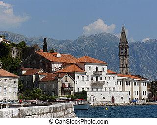 Perast old village, Montenegro