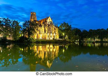 St John's Church Stuttgart, Germany - St John's Church...