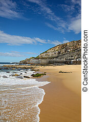 Newcastle Beach - Newcastle Australia - A nice day at...