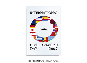 International civil aviation day, dec 7