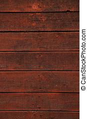 Wooden deck. - Vintage wooden deck close up.
