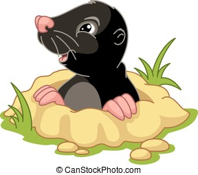 Mole Illustrations and Clipart. 841 Mole royalty free ...