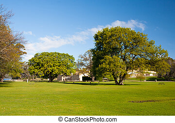 Port Arthur Grounds - The grounds and general area at Port...