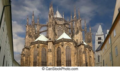 St. Vitus Cathedral in Prague - St. Vitus Cathedral (Roman...