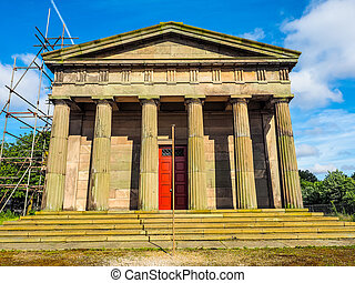 The Oratory in Liverpool HDR - High dynamic range (HDR) The...