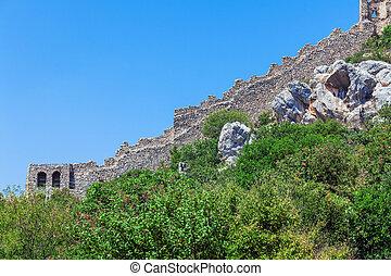 Saint Hilarion Castle, Kyrenia, Cyprus - Saint Hilarion...