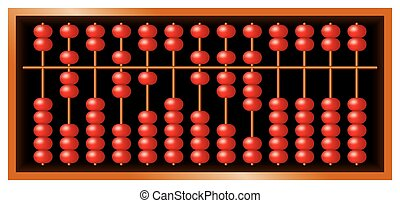 Suanpan Chinese abacus, also Suan Pan and souanpan Counting...