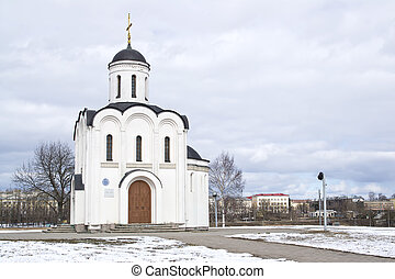 Temple of the Holy Prince Mikhail of Tver