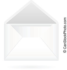 Envelope - Illustration of white envelope