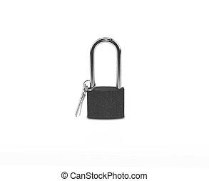 The Black keys - The Black Keys isolated on white...