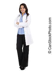 女性, 醫生
